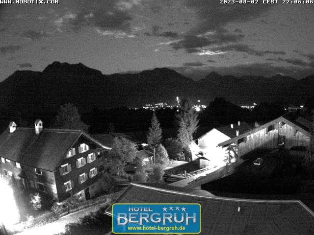 Webcam Hotel Bergruh