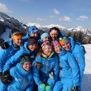 Ski-Alpin, Freeriding, Snowboard, Langlauf, Telemark, Schneeschuhtouren