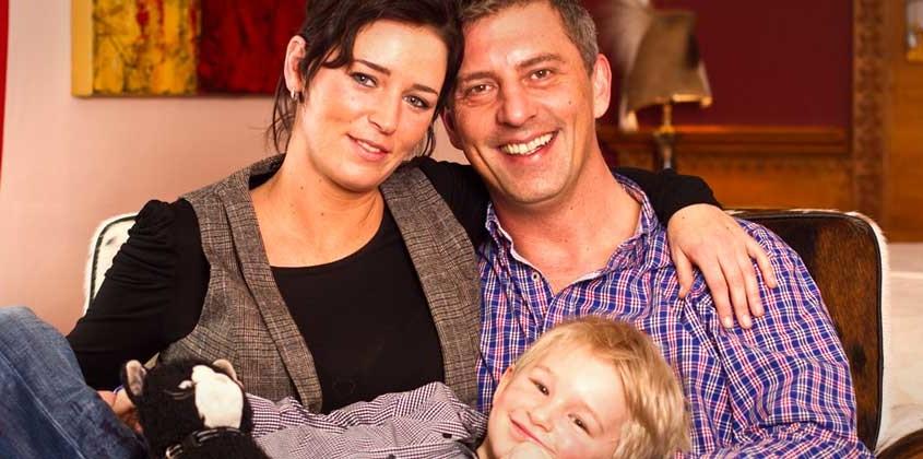 Thomas, Anja & Jonas