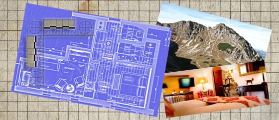 Umbau der Rubihorn Zimmer in der Bergruh Oberstdorf