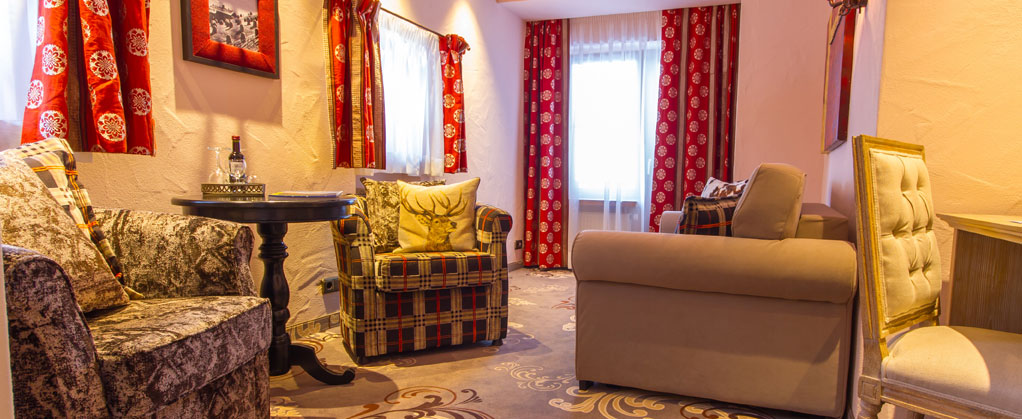 Doppelzimmer Rubihorn Deluxe