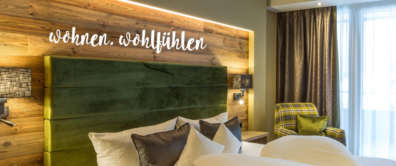 Hotel Bergruh 4 Sterne Hotel In Oberstdorf Allgau