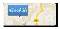Lage und Umgebung Hotel Bergruh Oberstdorf Allgäu
