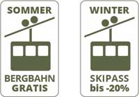 Bergbahn Inklusive Skipass Hotel Bergruh Oberstdorf Allgäu