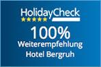 Hotel Bergruh Oberstdorf 100% Weiterempfehlung auf Holidaycheck