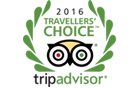 Hotel Bergruh Tripadvisor Travellers Choice Award 2016