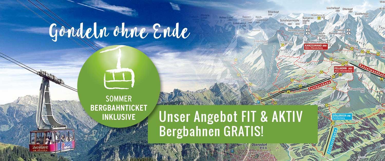 4 Sterne Wellness Hotel Bergruh - Oberstdorf, Allgaeu