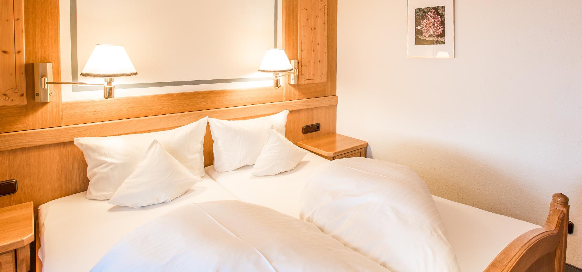 Bergruh Suite Schlafzimmer