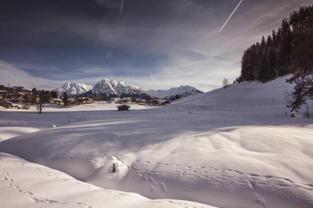 Bergruh Winter 2019
