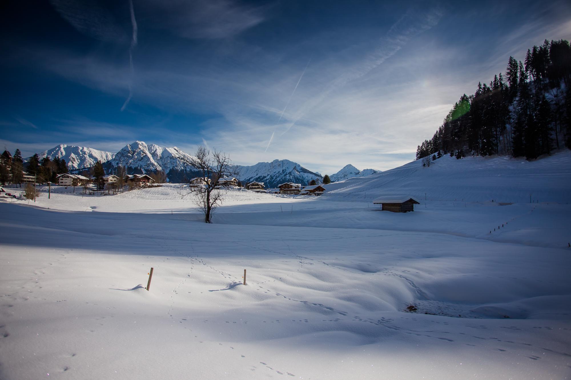 Bergruh Winter