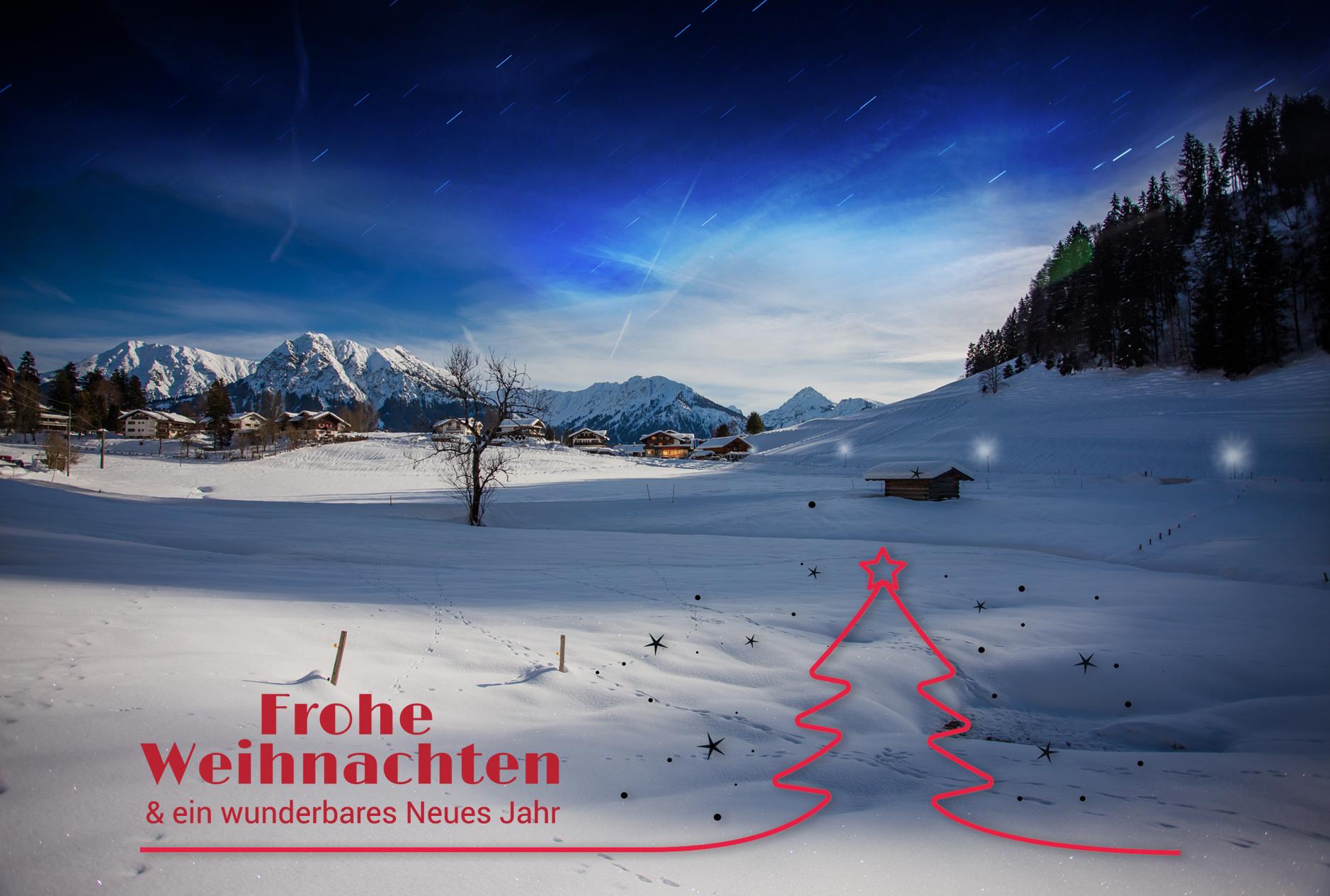 Bergruh Weihnacht