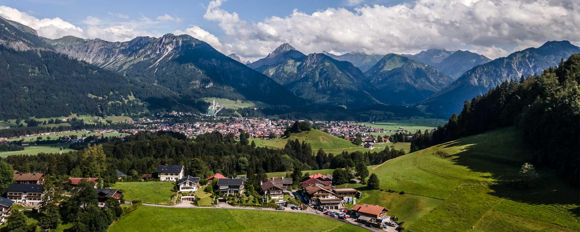 Alpin Deluxe Aussicht